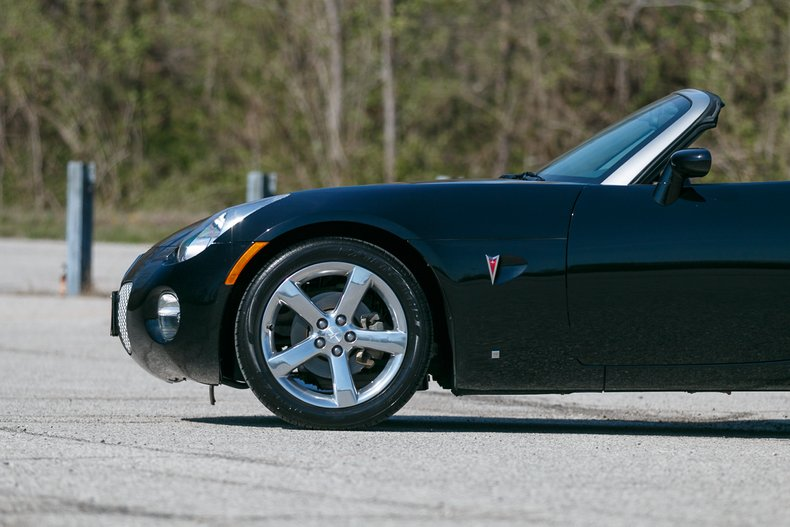 2007 Pontiac Solstice
