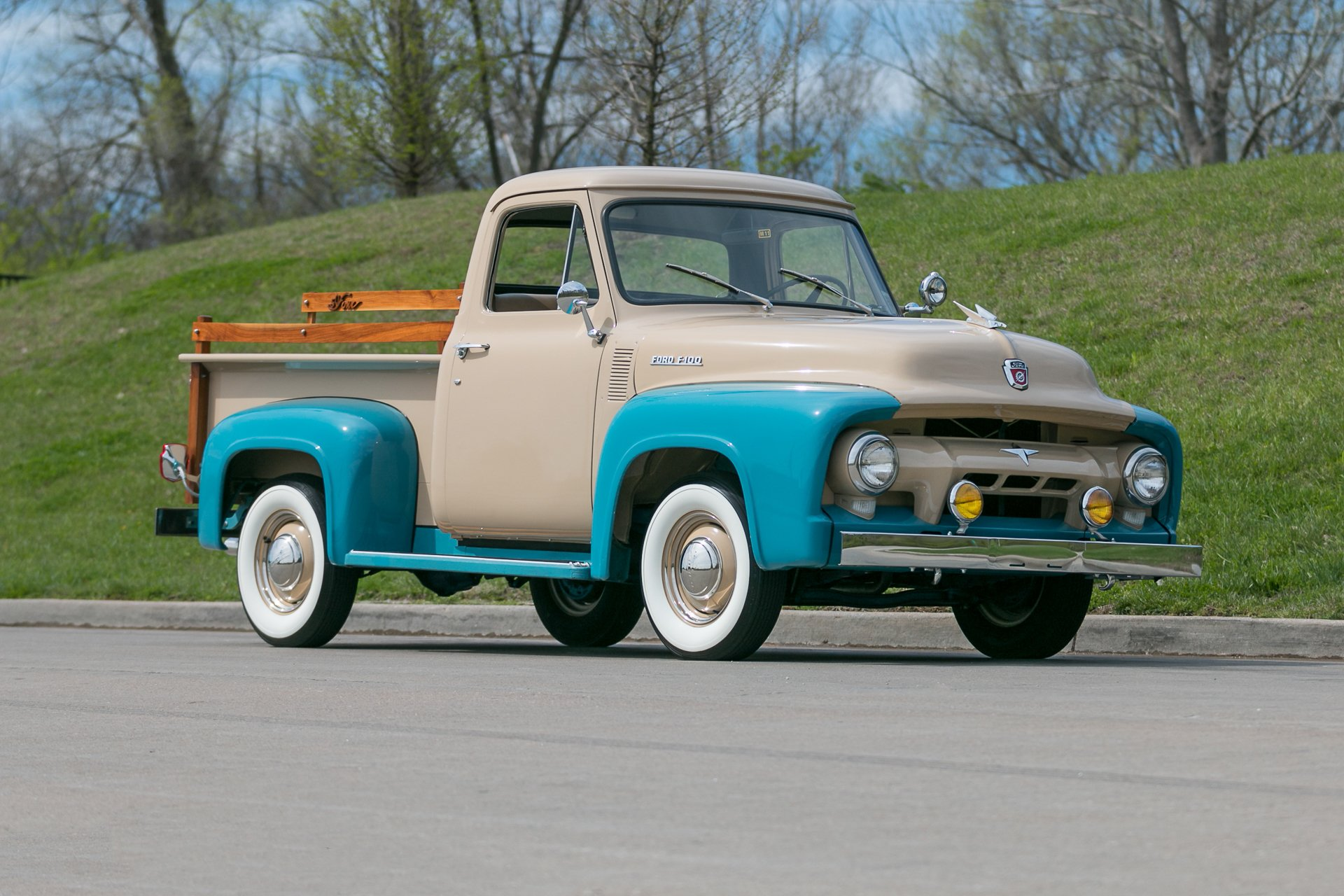 1954 Ford F100 Fast Lane Classic Cars 1961 Short Bed