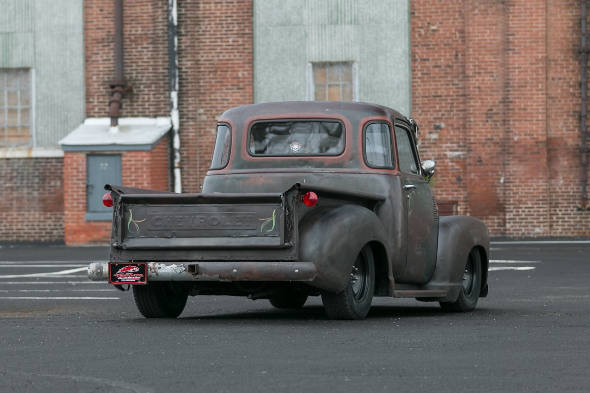 1951 Chevrolet 3100 Fast Lane Classic Cars Pickup Truck