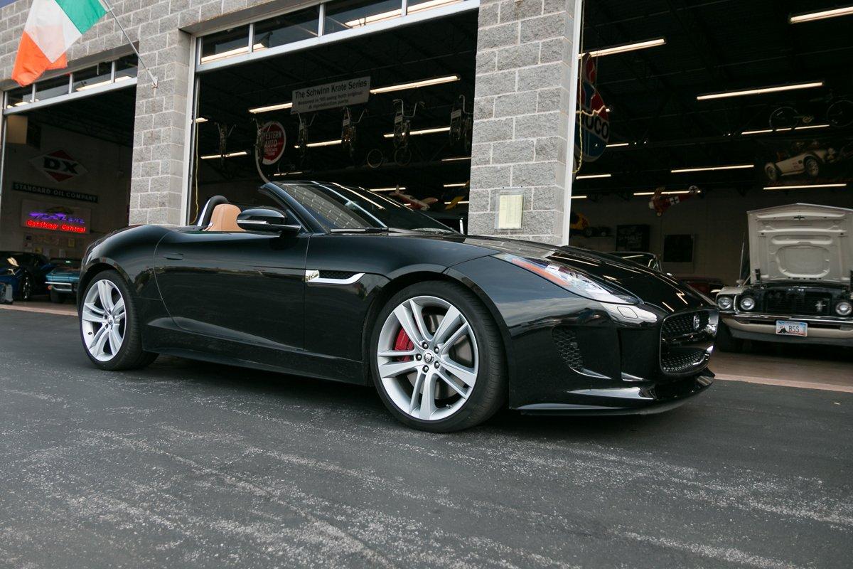 2014 jaguar f type s