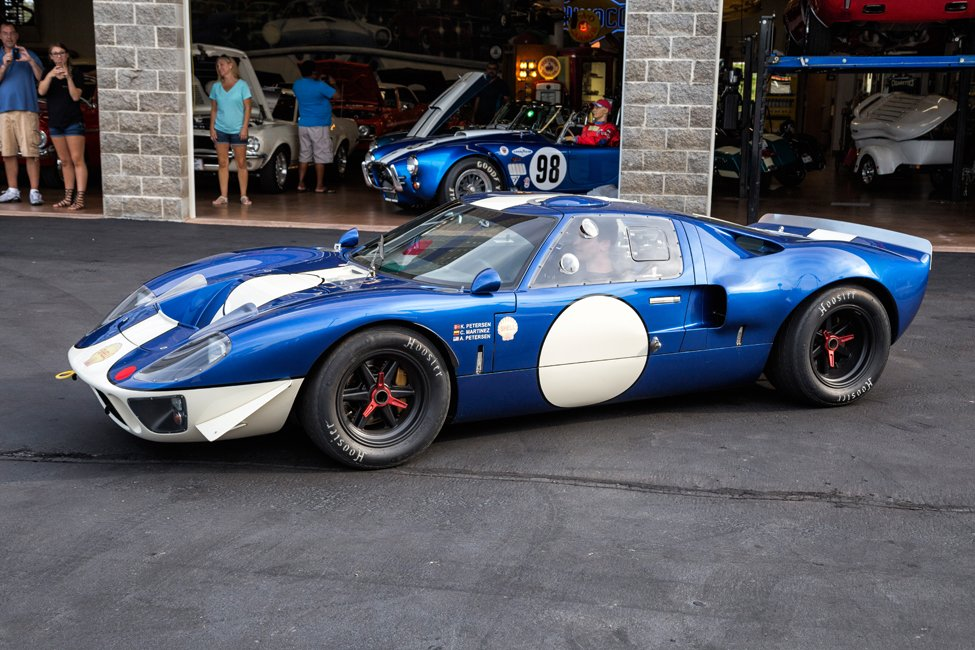 1966 Ford Superformance