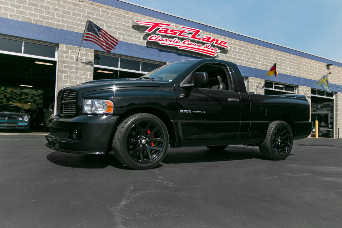 2004 Dodge Ram Srt10 Fast Lane Classic Cars