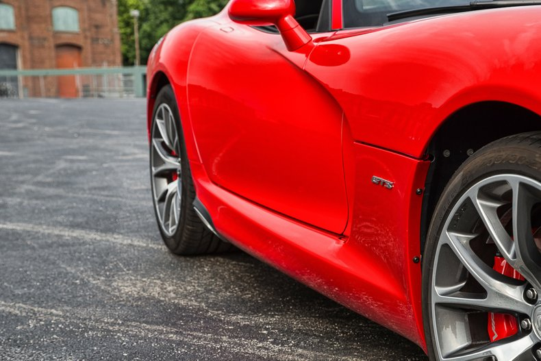 2014 Dodge SRT Viper