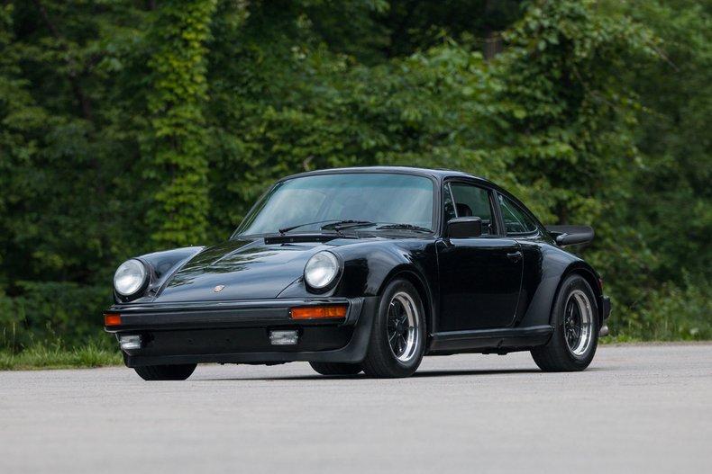 1976 Porsche 930