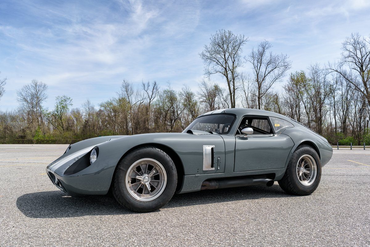 1964 shelby daytona coupe dan rose special