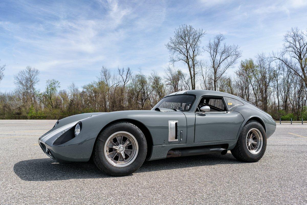 1964 shelby daytona coupe dan rose special