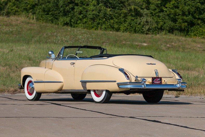 1947 Cadillac Series 62