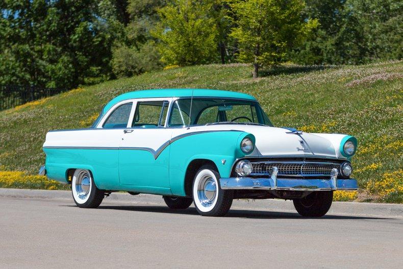 1955 Ford Customline