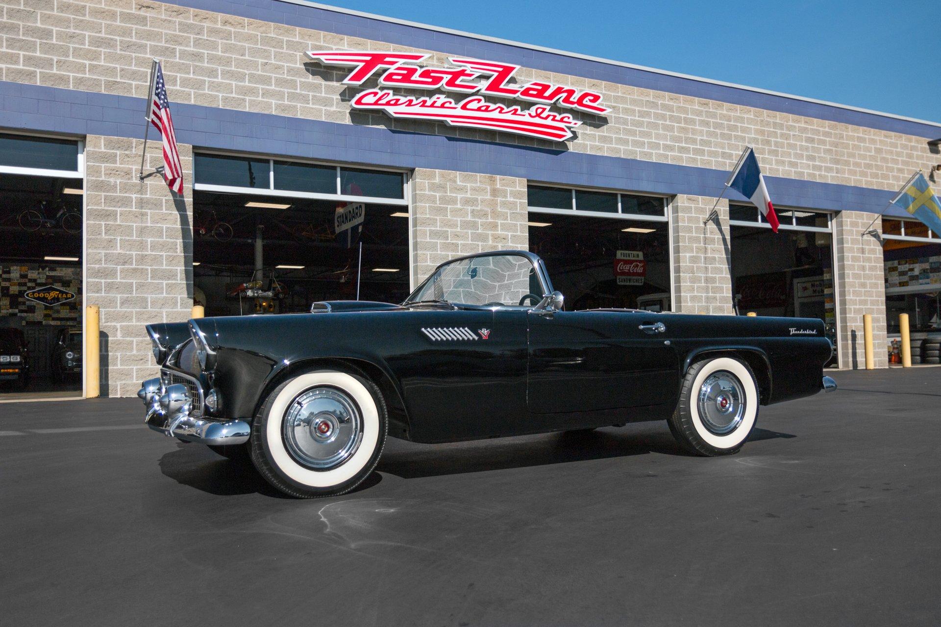 1955 Ford Thunderbird Fast Lane Classic Cars