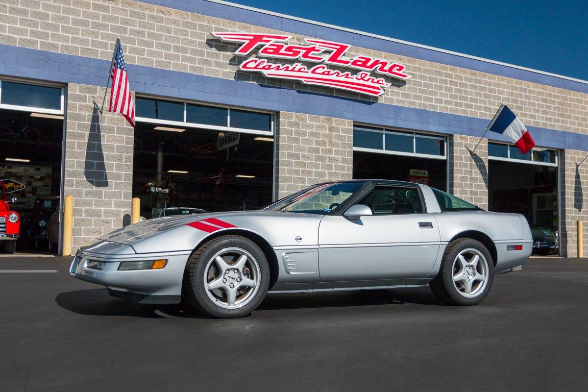1996 chevrolet corvette collectors edition