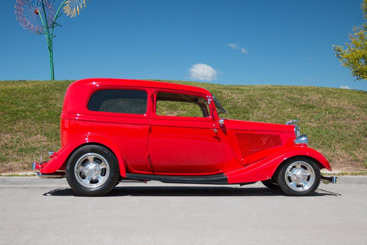 1934 Ford Tudor | Fast Lane Classic Cars