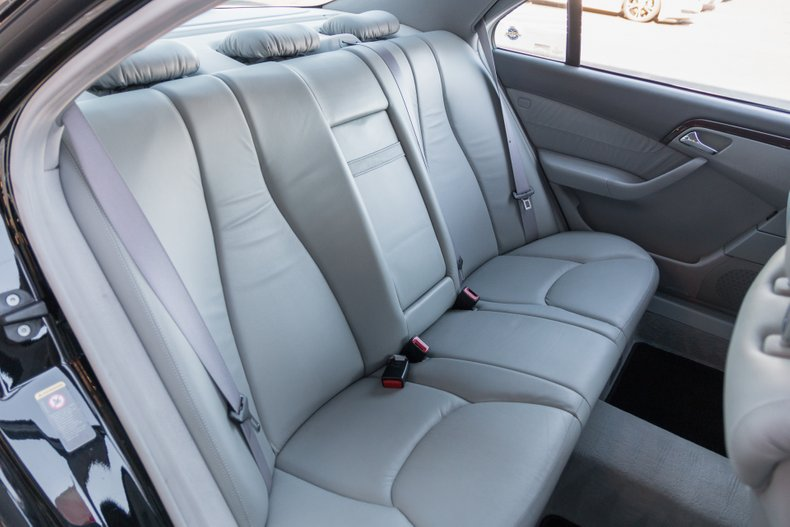 2001 Mercedes-Benz S500