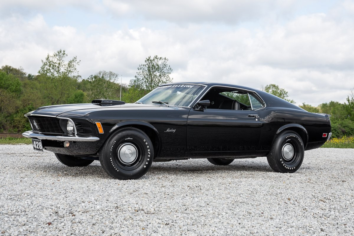 1970 ford mustang r code