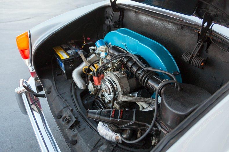 1970 Volkswagen Karmann Ghia