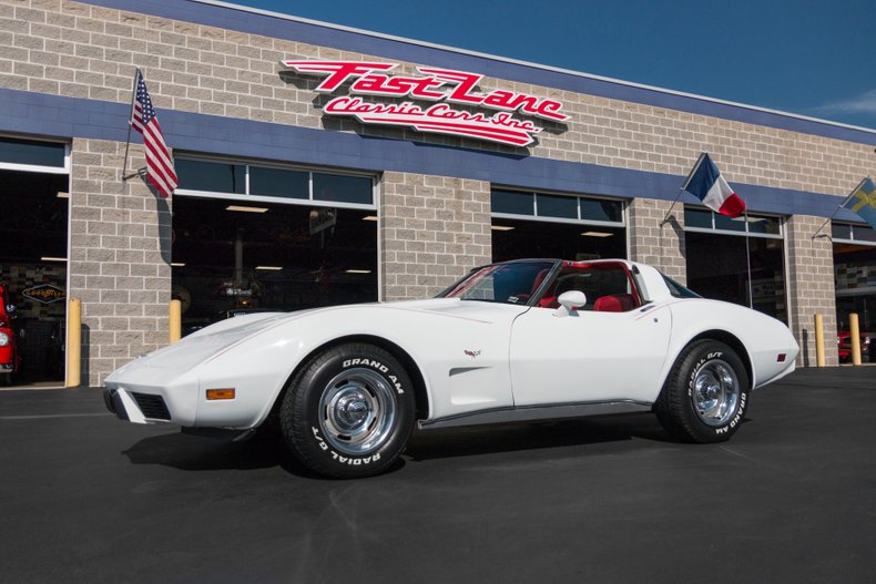 1979 Chevrolet Corvette Fast Lane Classic Cars