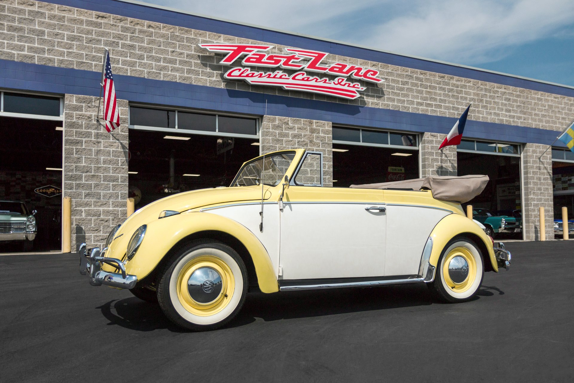 1962 Volkswagen Beetle | Fast Lane Classic Cars