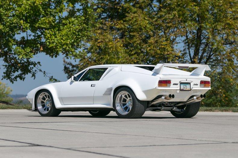 1974 De Tomaso Pantera