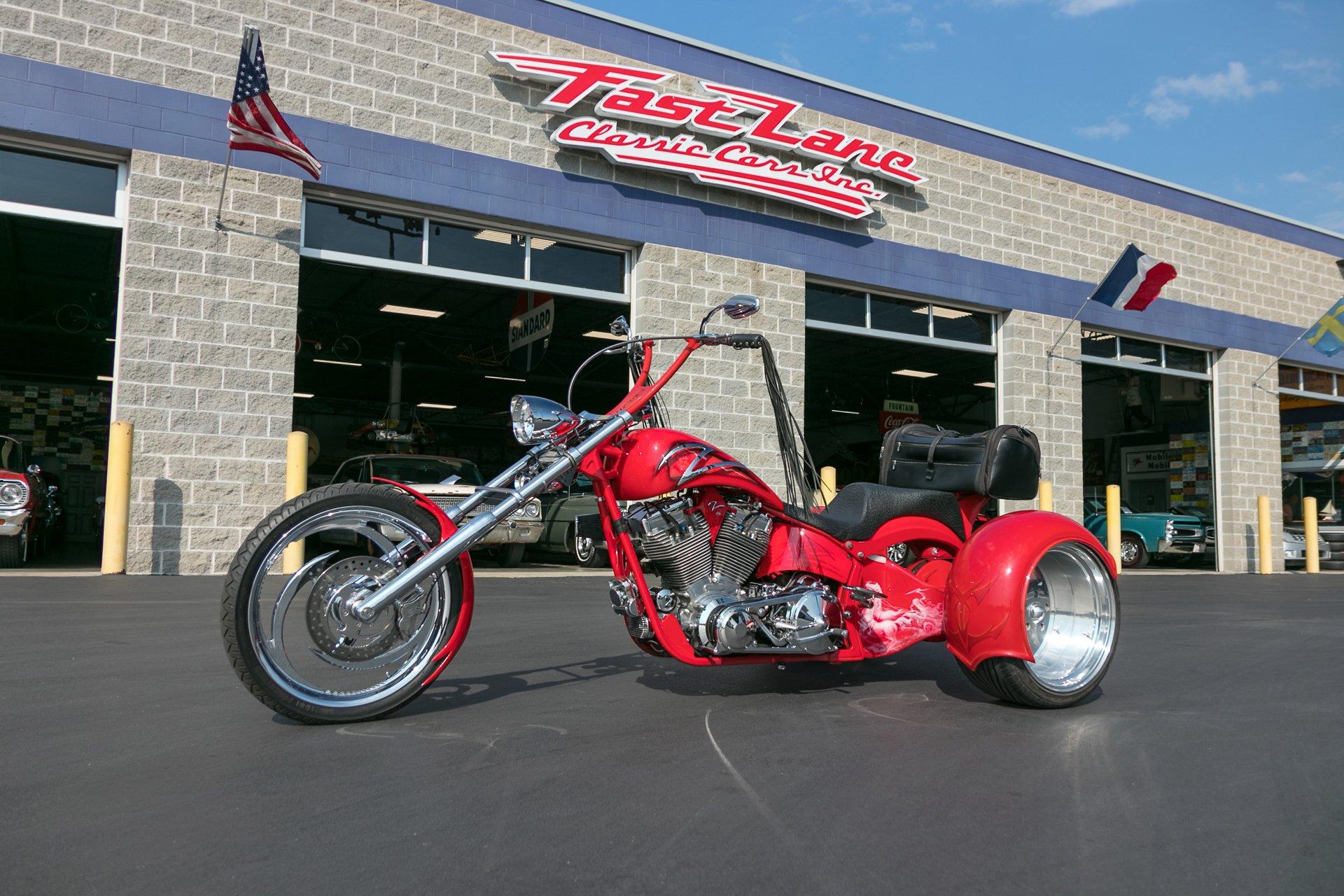 2009 unlimited trike zeus