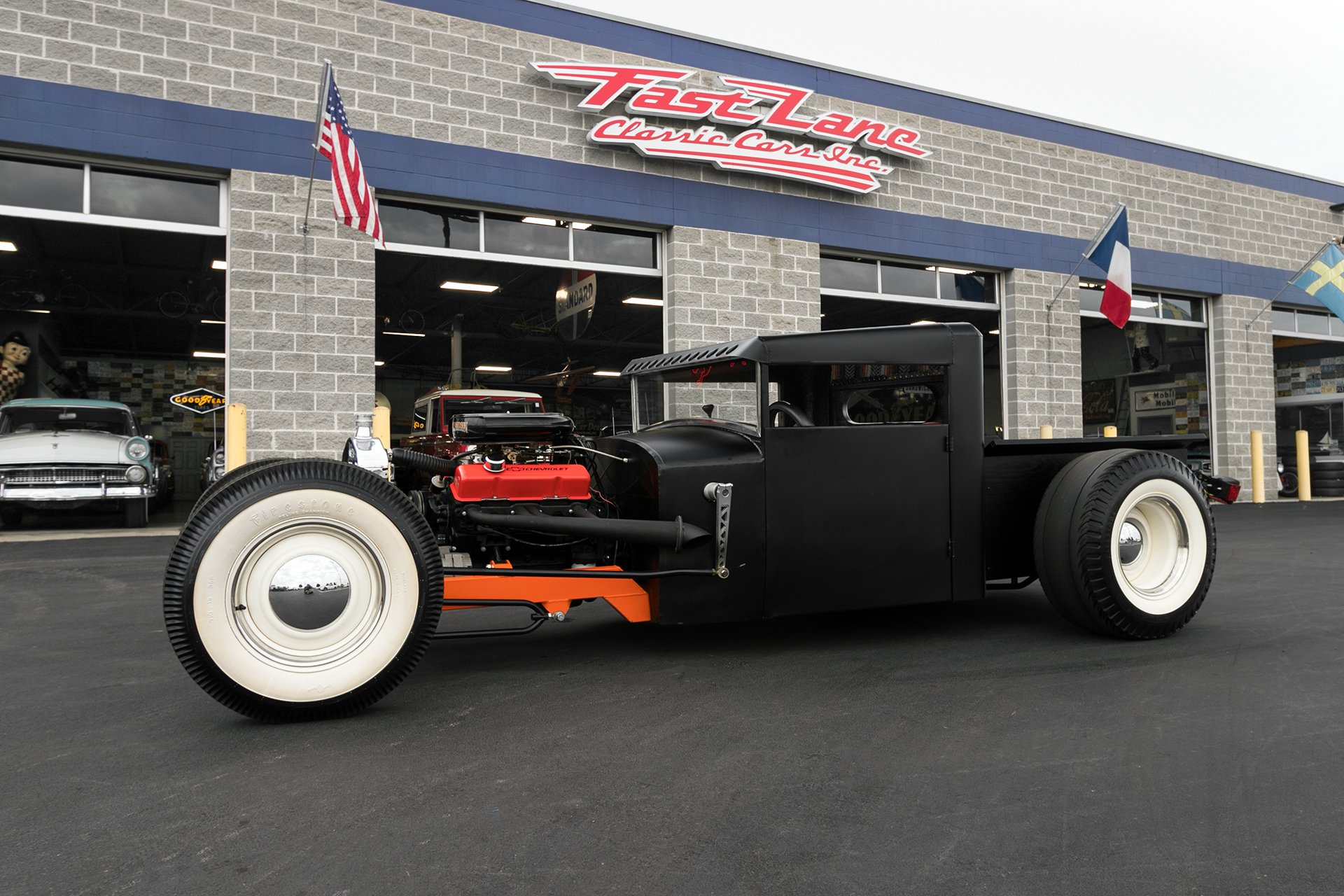 1930 ford pickup hot rod