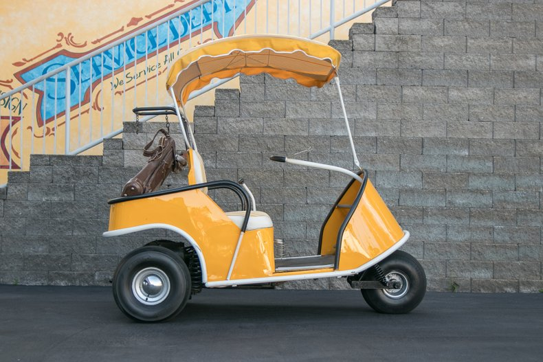 1960 Marketeer Golf Cart
