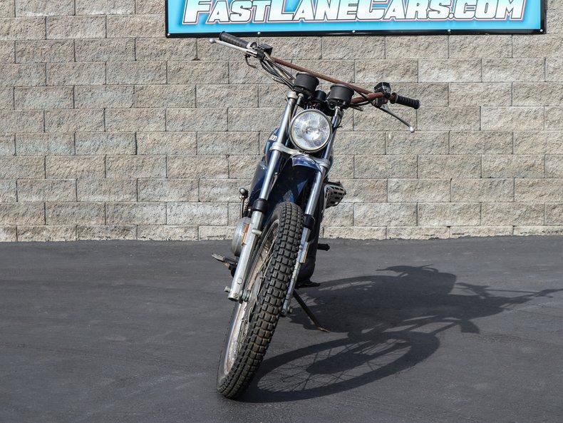 1976 Harley-Davidson SX250