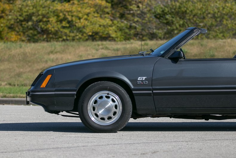 1984 Ford Mustang GT