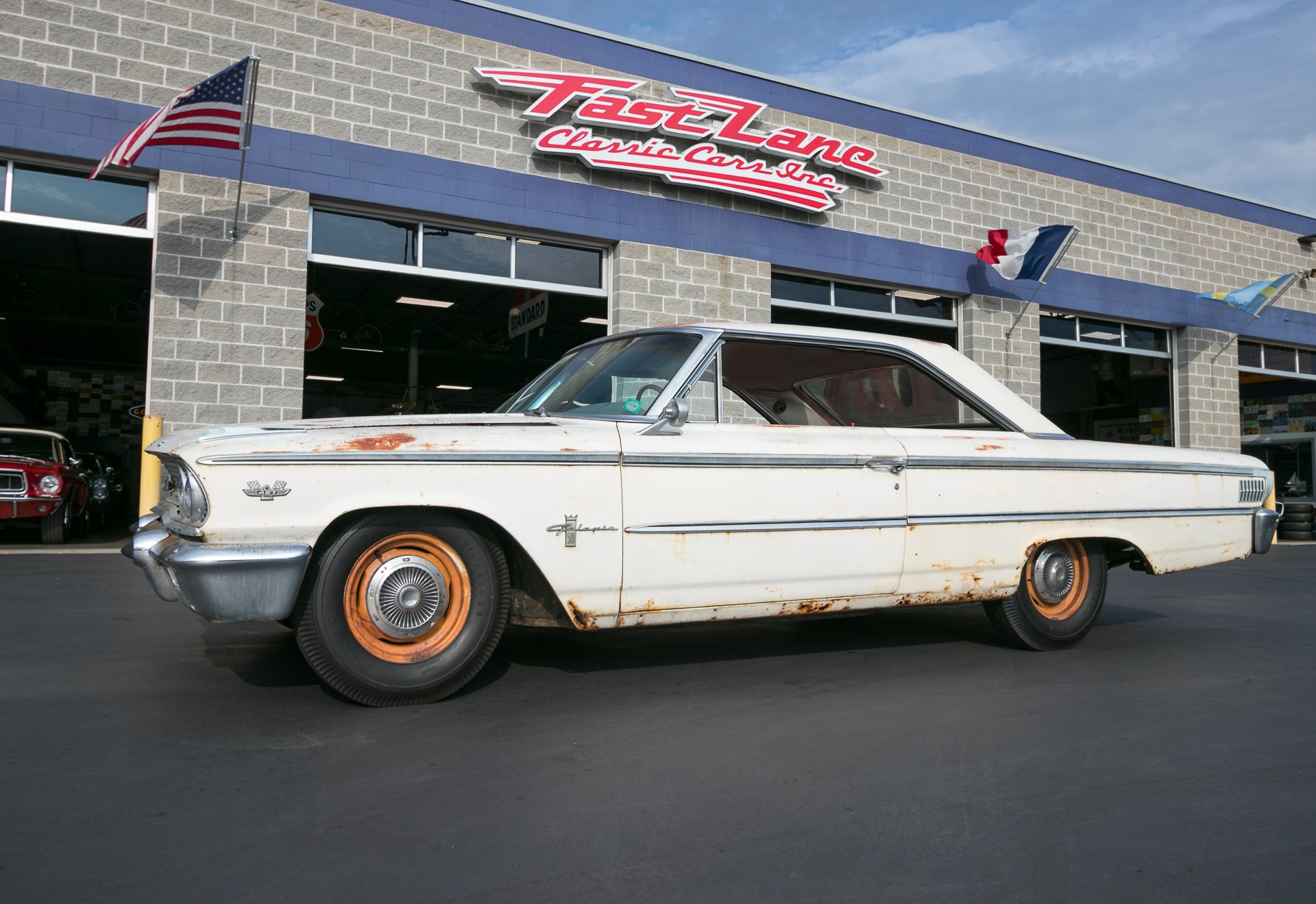 1963 Ford Galaxie | Fast Lane Classic Cars