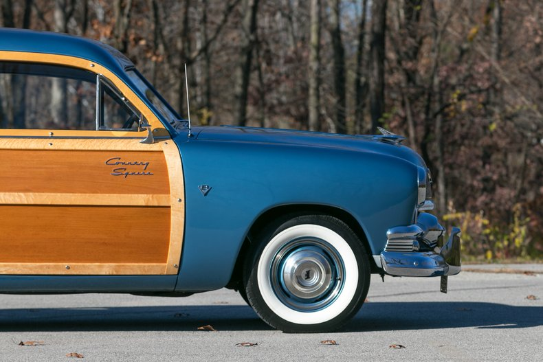 1951 Ford Country Squire
