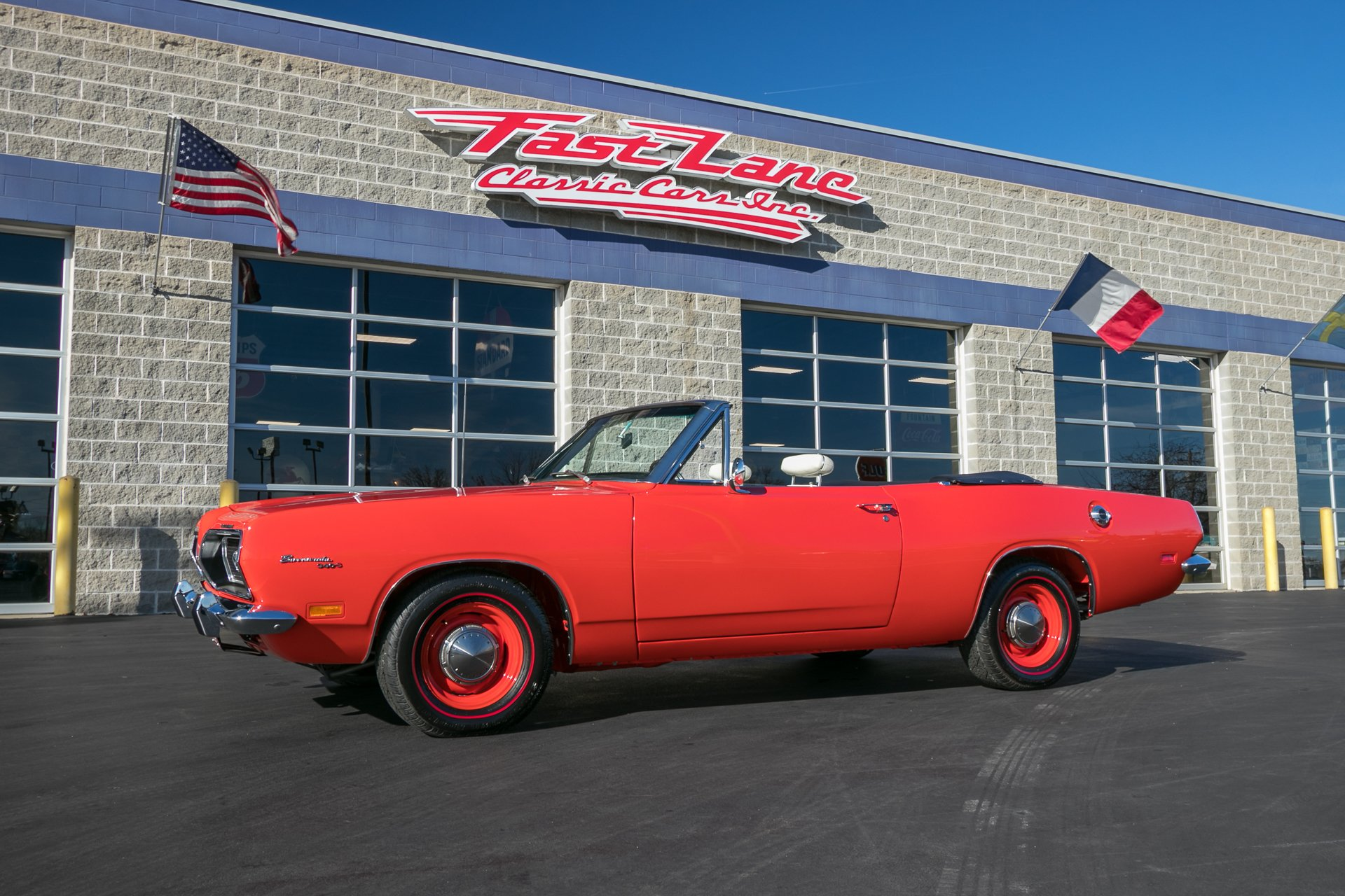 1969 plymouth barracuda s