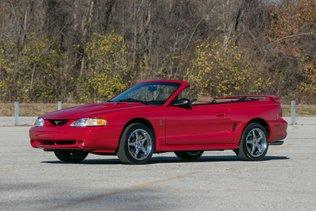 1997 Ford Mustang Cobra