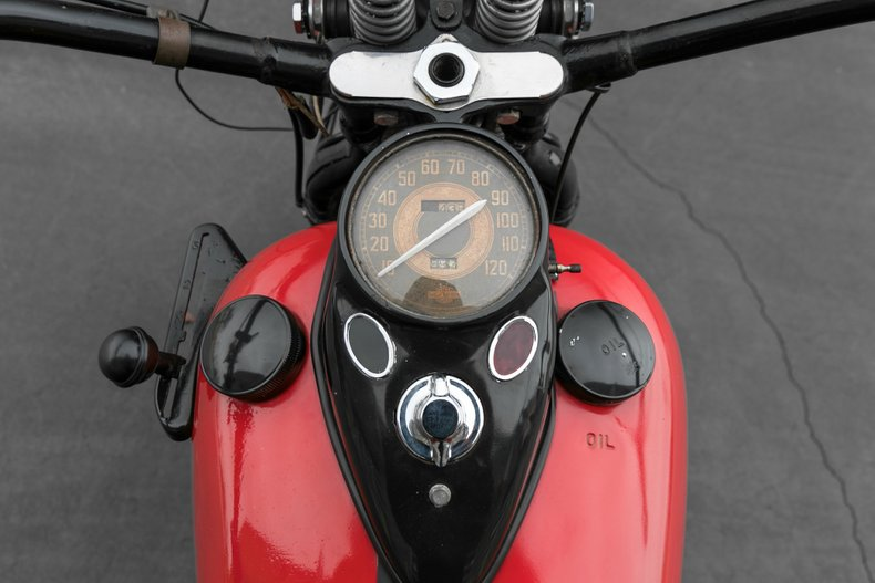 1941 Harley-Davidson WLA