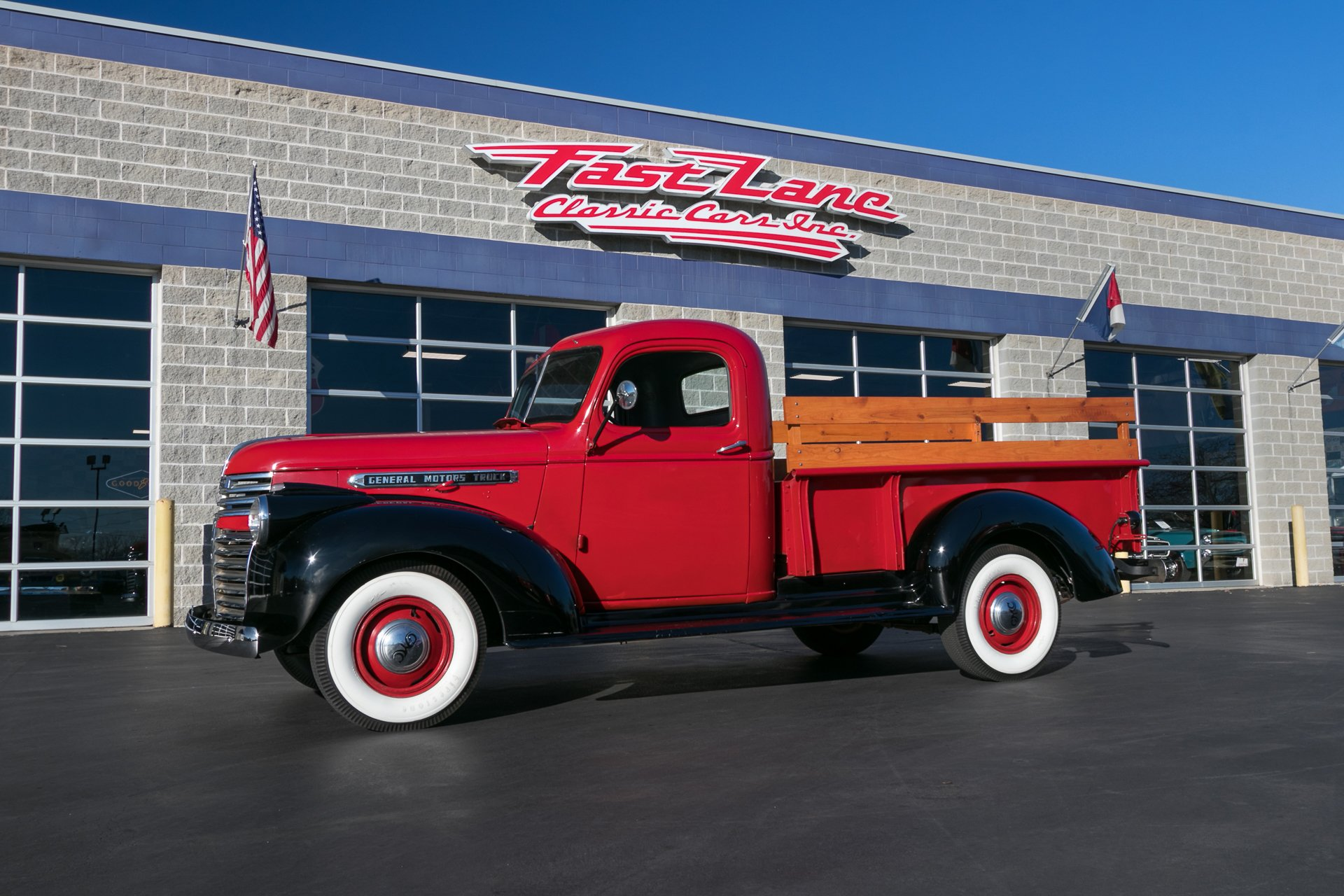 1947 gmc 1 2 ton pickup