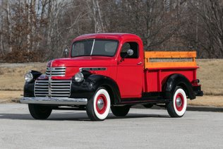 1947 GMC 1/2 Ton Pickup