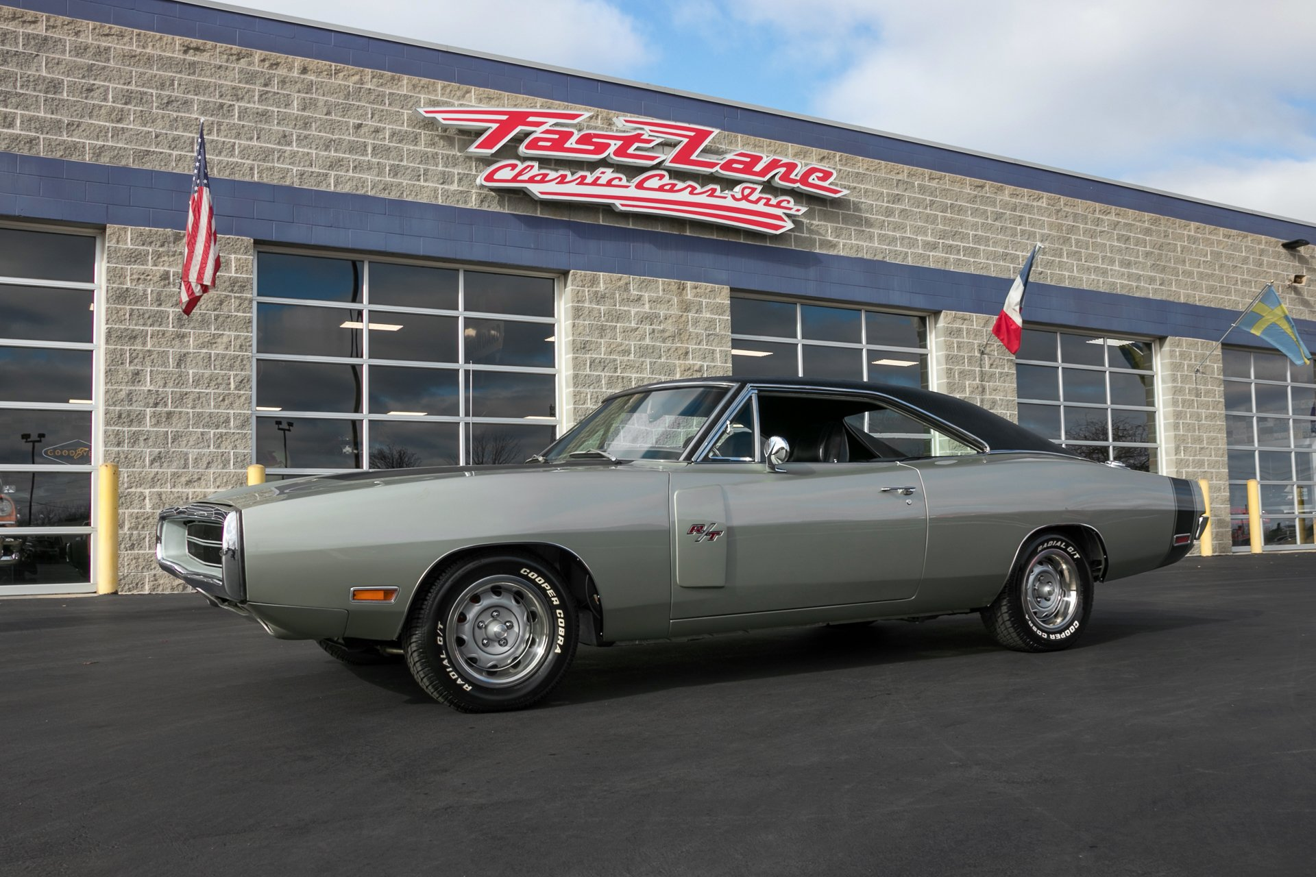 1970 Dodge Charger Fast Lane Classic Cars