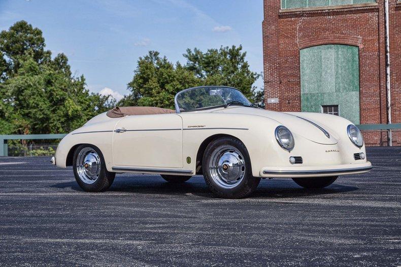 1957 Porsche 356
