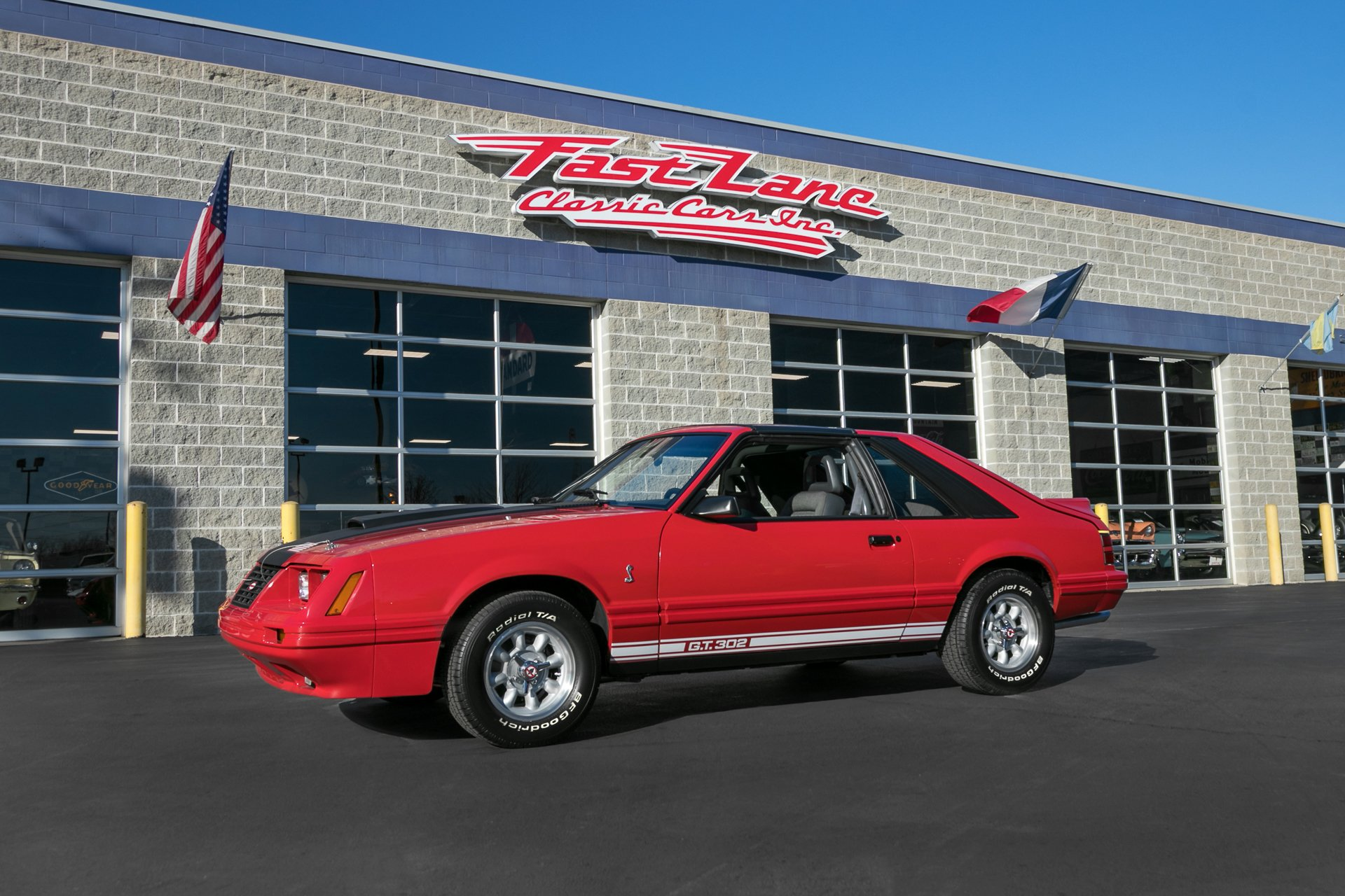 1984 ford mustang predator fast lane classic cars