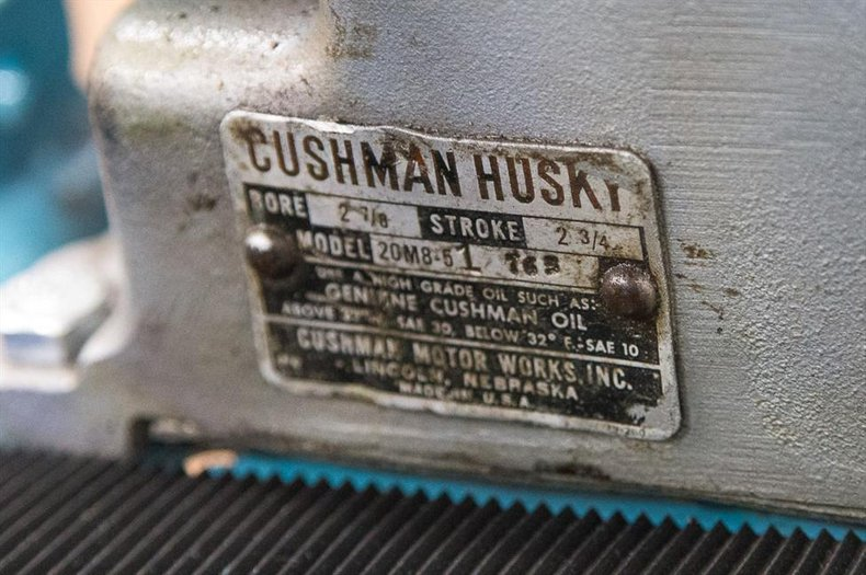 1952 Cushman Eagle
