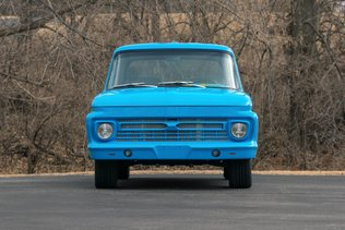 1966 Ford F1