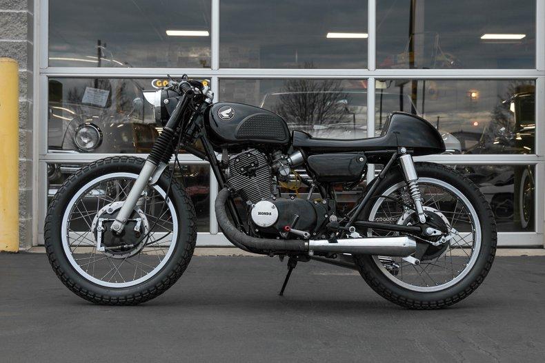 1966 Honda CL77