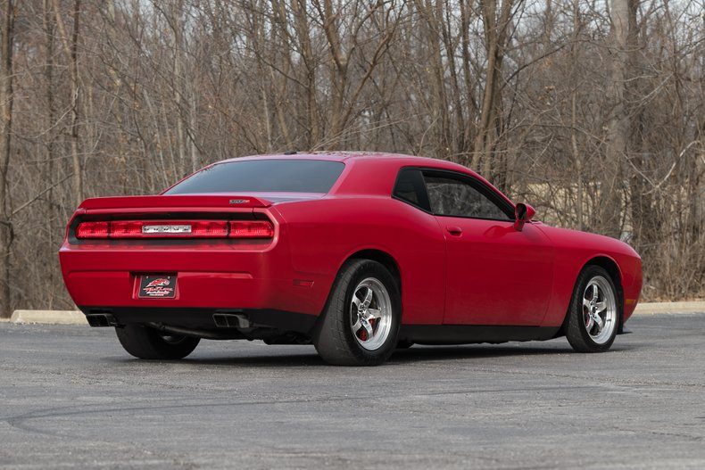 2012 Dodge Challenger SRT-8