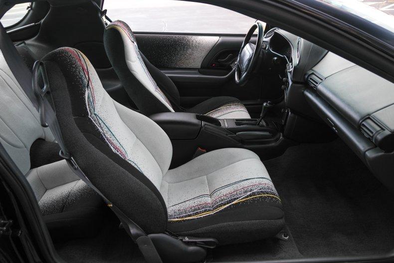 1993 Chevrolet Camaro Pace Car