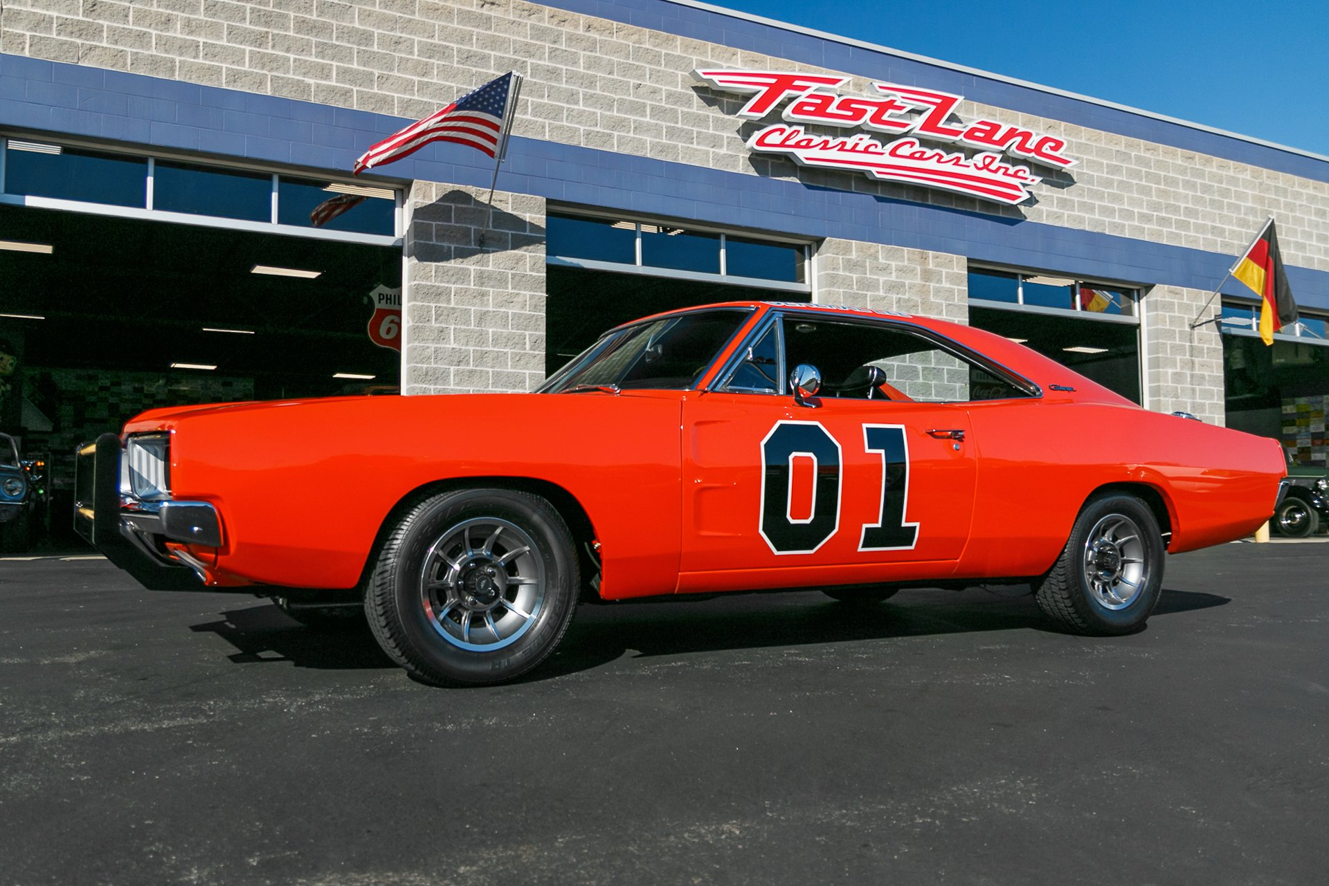 1969 dodge charger r t general lee