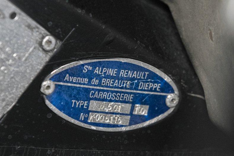 1990 Renault Alpine
