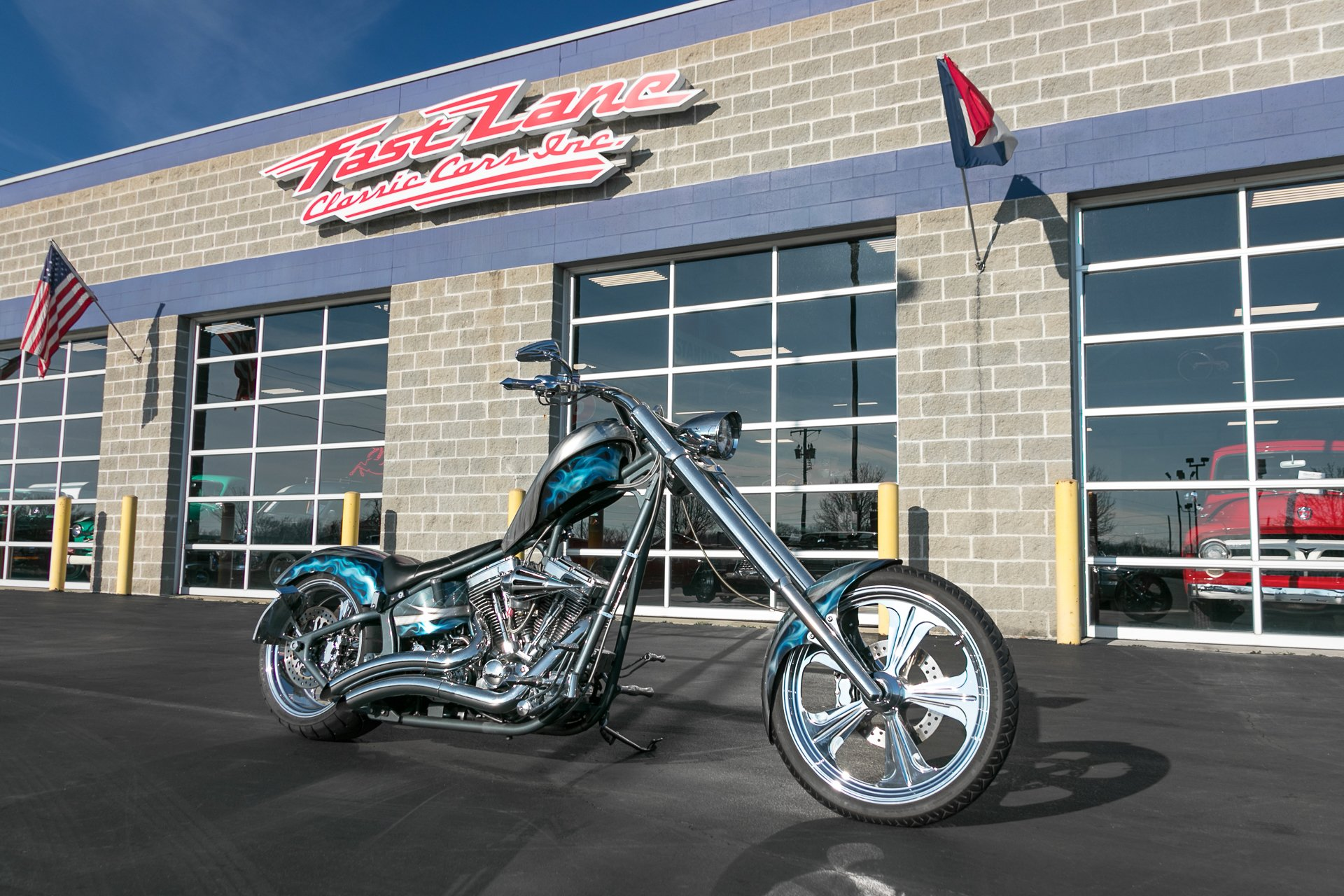 2006 Stones Chopper Softail