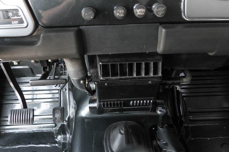 1978 Toyota FJ40 Land Cruiser