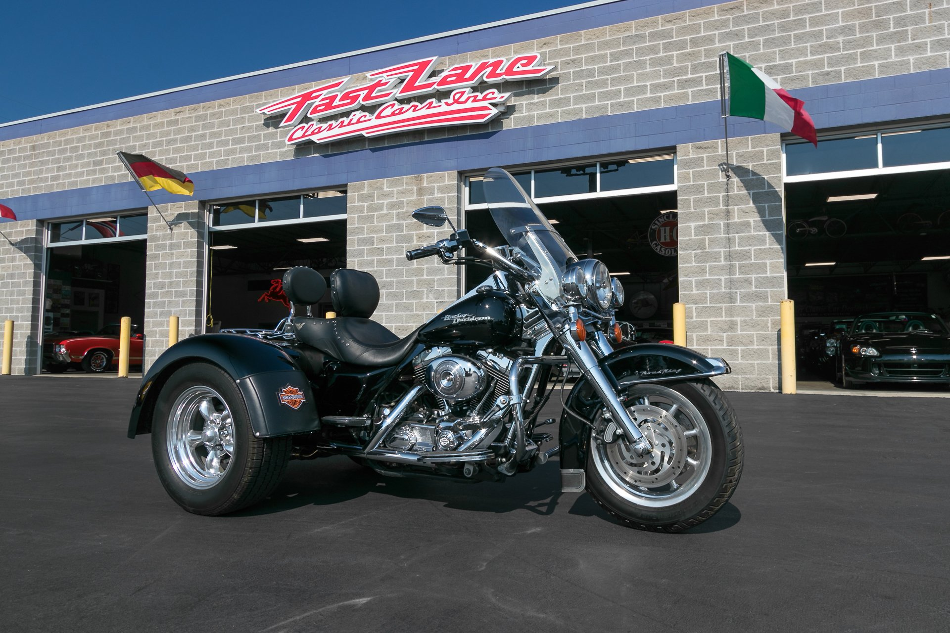 2003 harley davidson road king