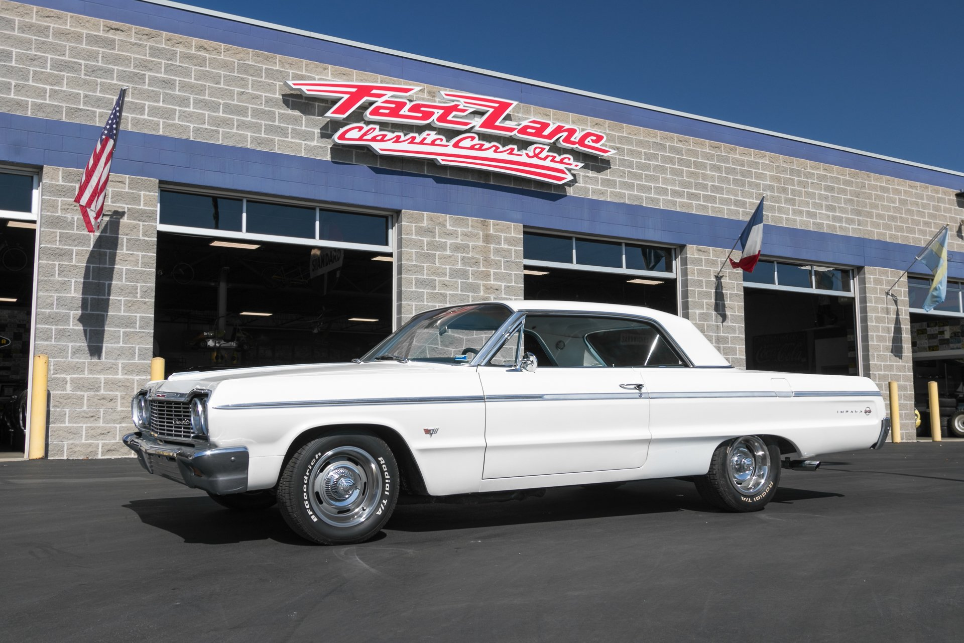 Magnificent 1964 Chevrolet Impala Ss Fast Lane Classic Cars Gmtry Best Dining Table And Chair Ideas Images Gmtryco