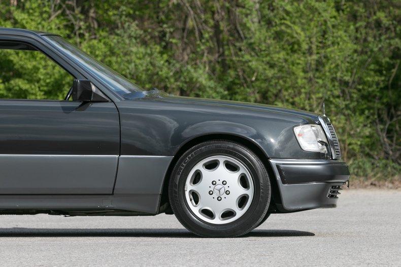 1993 Mercedes-Benz 500E
