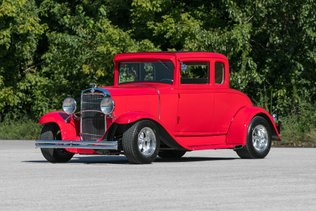 1931 Chevrolet 5-Window Coupe