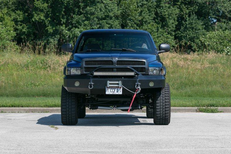 2001 Dodge Ram